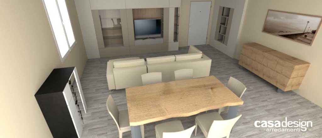 Progettazione e arredo d 39 interni gli errori pi comuni e for Appartamento design interni