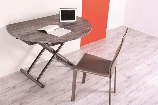 Tavolino trasformabile Redondo