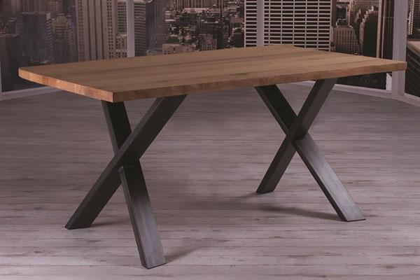Il Tavolo allungabile Cross
