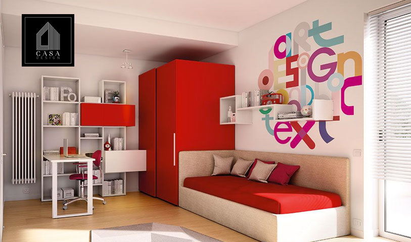 Casa Design Arredamenti è rivenditore di Cameretta componibile