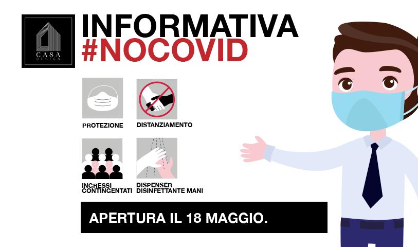 Informativa precauzioni Covid-19