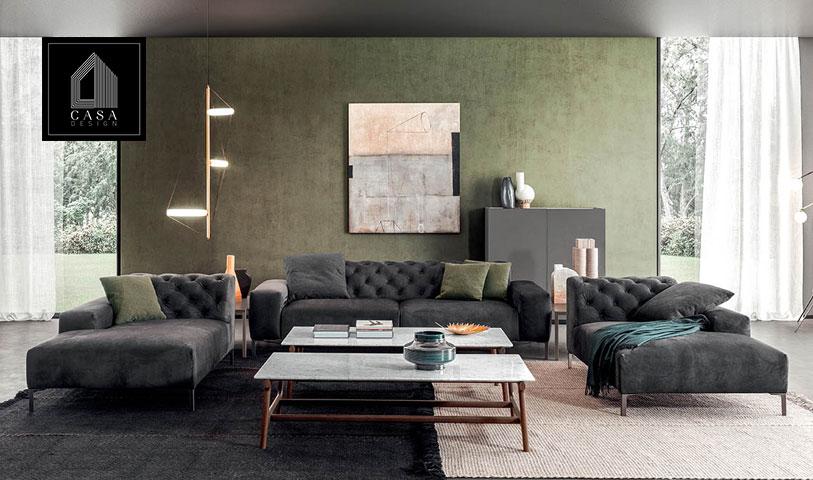 Nei nuovi cataloghi Pianca ampio spazio per i divani