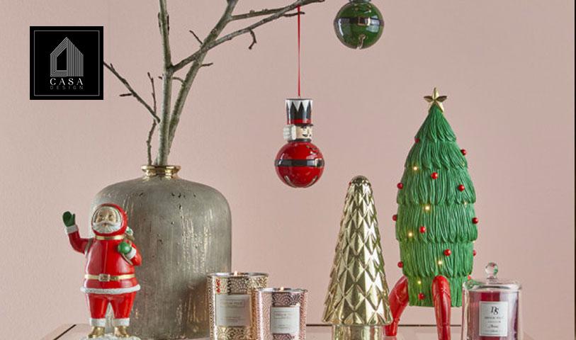 Rivenditore decorazioni natalizie 2020 EDG in Campania