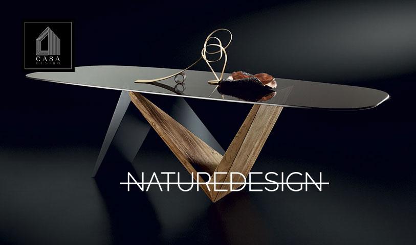 Mobili in legno moderni rivenditori Naturedesign campania