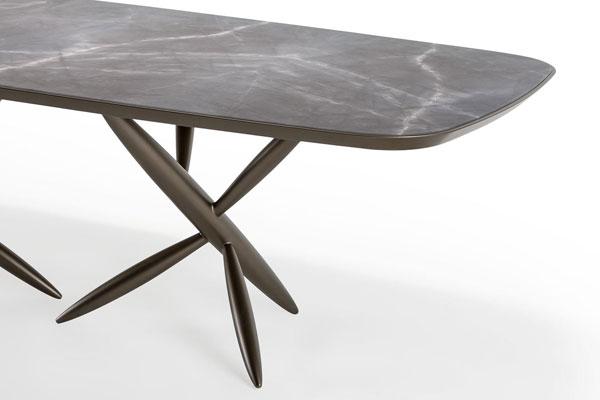 Tavolo da pranzo Pitto72 collezione Reflex