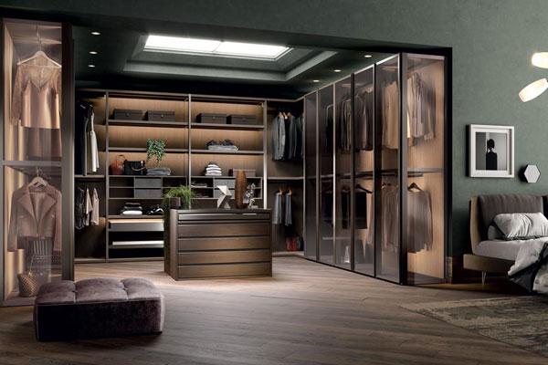 Cabina armadio OMNIA Collection 2020