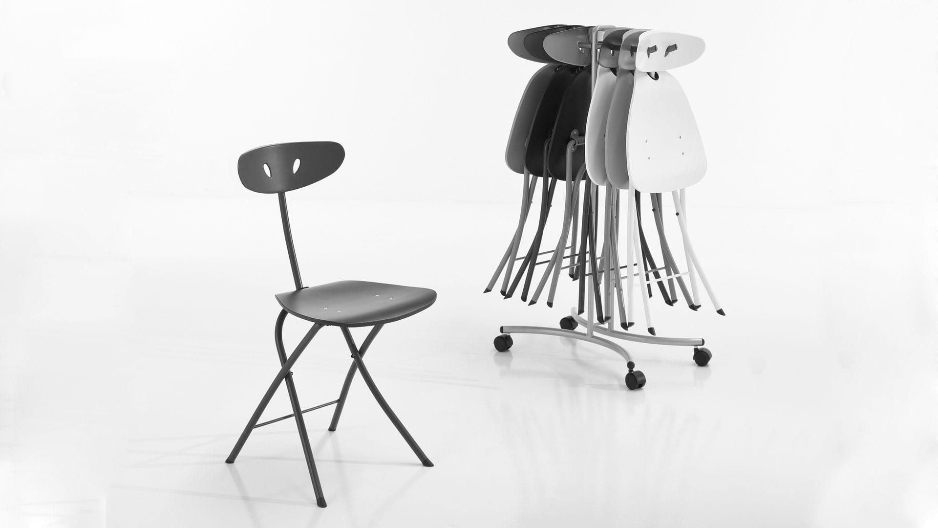 La sedia modello Più di Arredamenti Bonaldo