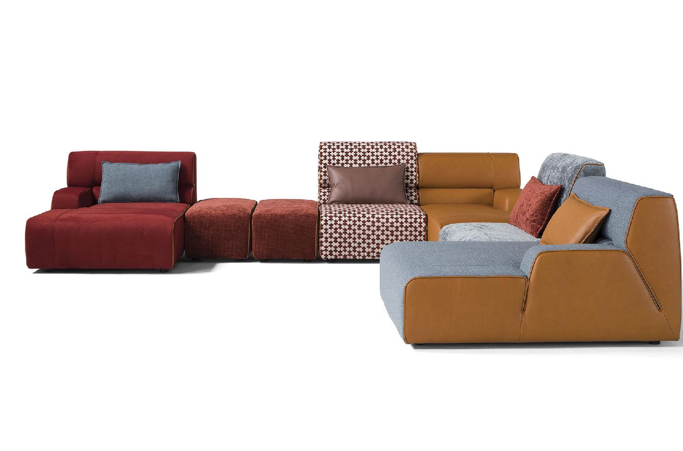Living Your Way: i divani più interessanti da scoprire