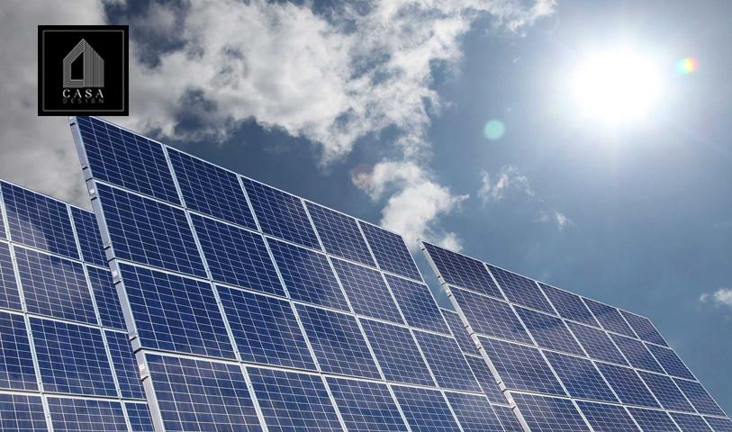 Casa Design Arredamenti investe nel fotovoltaico e nelle energie rinnovabili.
